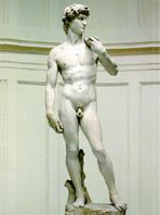 Galerie der Accademia - Uffizien Florenz