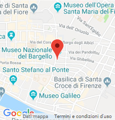 bargello museum map