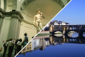 Florence City Walking Tour + Accademia Gallery - Guided Tours - Florence Museum