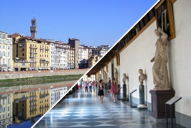 Florence City Walking Tour + Uffizi Gallery - Guided Tours - Florence Museum