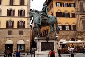 Medici Family: Lorenzo The Magnificent TV movie - Florence Guided Tour