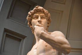 Michelangelo's David of Florence - Useful Information