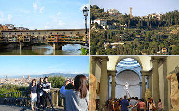 Florence Panoramic Tour & Accademia Gallery - Guided Tours
