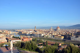 Piazzale Michelangelo of Florence - Useful Information