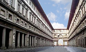 Florence Historical Centre Private Tour and Uffizi Gallery