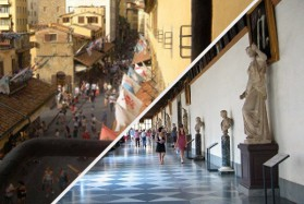 Vasari Corridor Tour + Uffizi Gallery - Guided Tours - Florence Museum